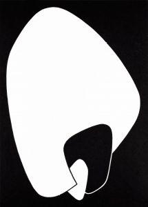 CONCRETO, 1955. Linoleografia, cm 34x24,6
