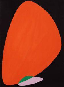 FUNZIONE CONCRETA, 1954. Tempera su carta, c, 31,8x23,4