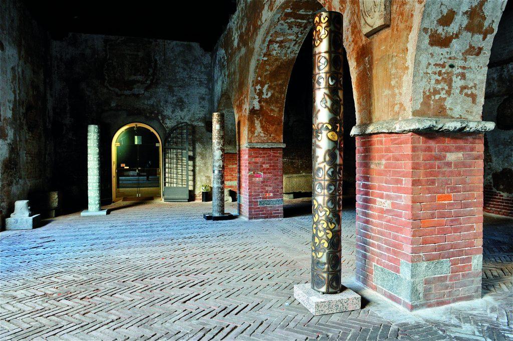 Mostra personale, Novara, Arengo del Broletto 2010